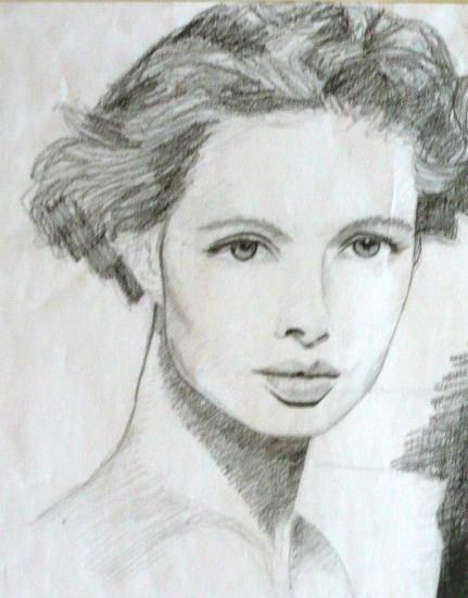 Isabella Rossellini par Rochelle